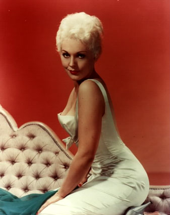 The amazing, Kim Novak